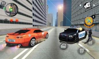 Grand Gangsters 3D APK MOD imagen 4