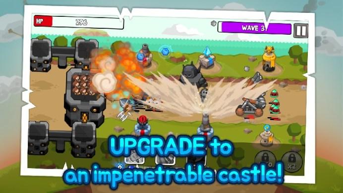 Grow Tower: Castle Defender TD imagen 5