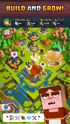 Kingdoms of Heckfire APK MOD imagen 1