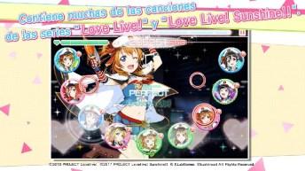 LoveLive! School idol festival APK MOD imagen 2