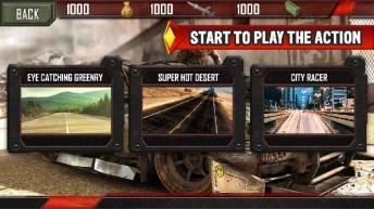 Mad Death Race: Max Road Rage APK MOD imagen 2