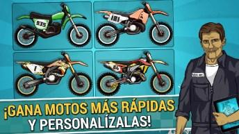 Mad Skills Motocross 2 APK MOD imagen 2
