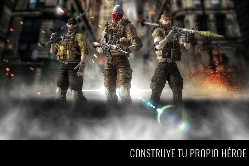 MazeMilitia LAN, Online Multiplayer Shooting Game APK MOD imagen 2