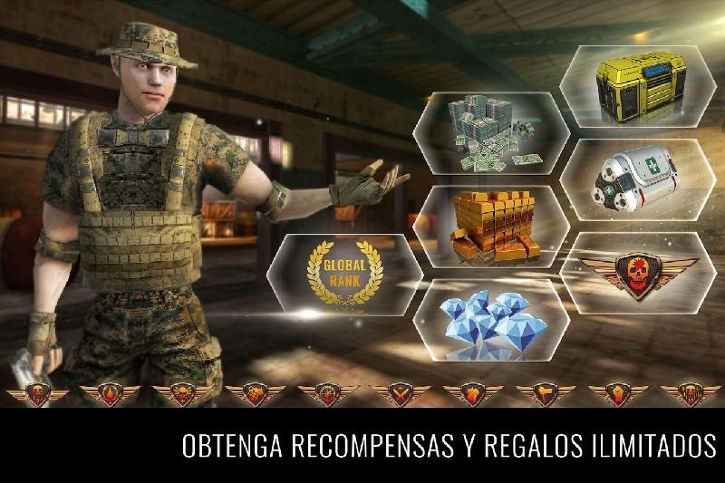 MazeMilitia LAN, Online Multiplayer Shooting Game APK MOD imagen 3