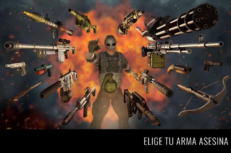 MazeMilitia LAN, Online Multiplayer Shooting Game APK MOD imagen 4