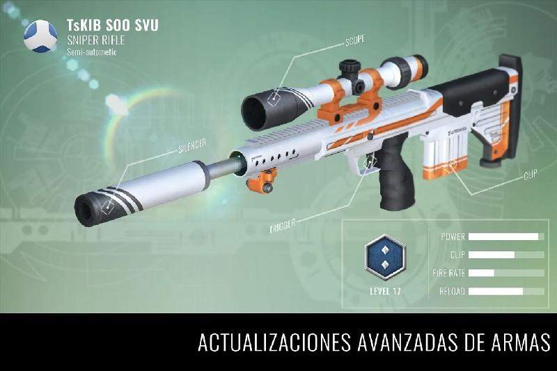 MazeMilitia LAN, Online Multiplayer Shooting Game APK MOD imagen 5