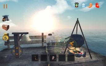 Raft Survival: Ultimate APK MOD imagen 3