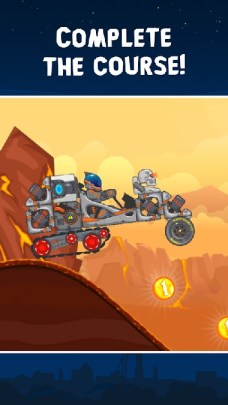 RoverCraft Race Your Space Car APK MOD imagen 3