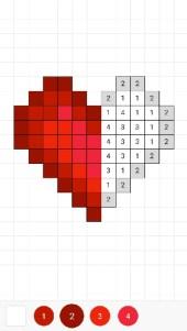 Sandbox - Color by Number Coloring Pages APK MOD imagen 2