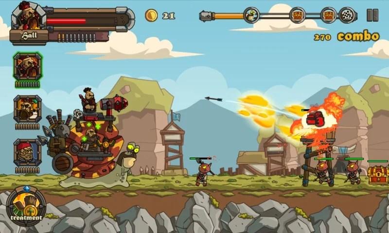 Snail Battles APK MOD imagen 2