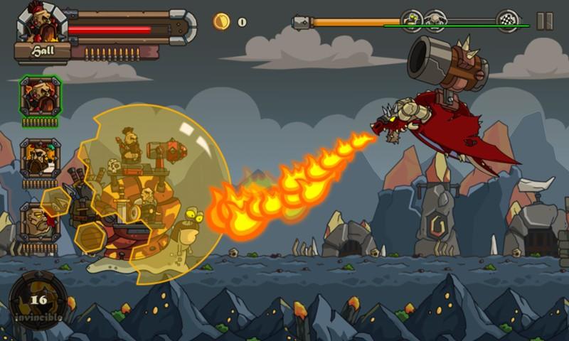 Snail Battles APK MOD imagen 4