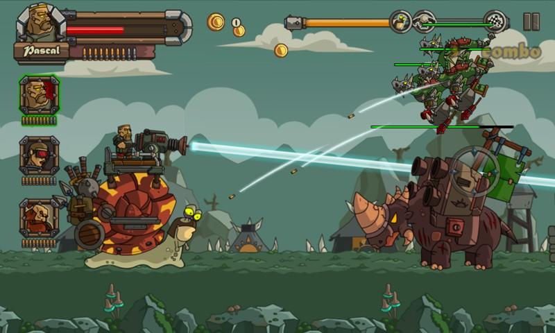 Snail Battles APK MOD imagen 5