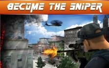 Sniper Ops - 3D Shooting Game APK MOD imagen 1