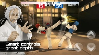 Taekwondo Game APK MOD imagen 2