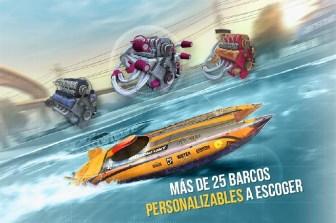Top Boat Racing Simulator 3D APK MOD imagen 4