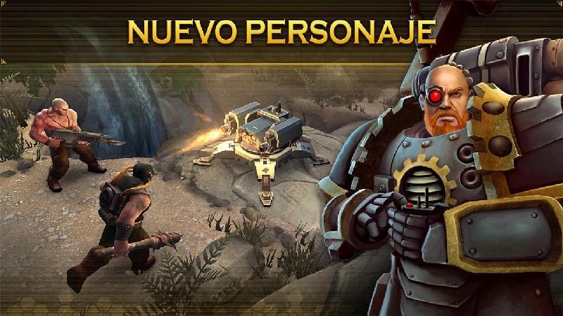 Warhammer 40,000: Space Wolf imagen 1