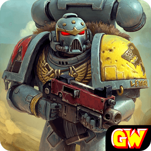 Warhammer 40,000 Space Wolf APK MOD