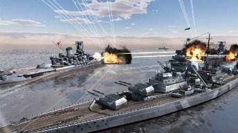 World Warships Combat APK MOD imagen 1