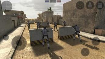 Zombie Combat Simulator APK MOD imagen 1