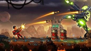 Alpha Guns 2 APK MOD imagen 1