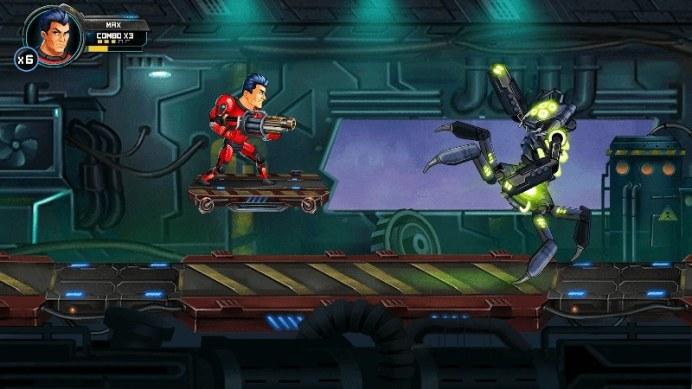 Alpha Guns 2 APK MOD imagen 5
