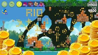 Angry Birds Rio APK MOD imagen 2