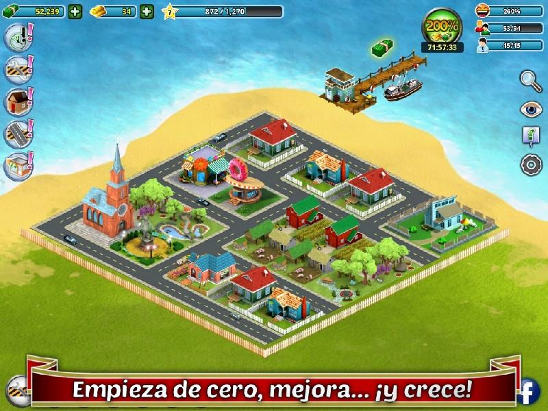 City Island Builder Tycoon APK MOD imagen 5
