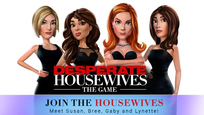 Desperate Housewives The Game APK MOD imagen 1