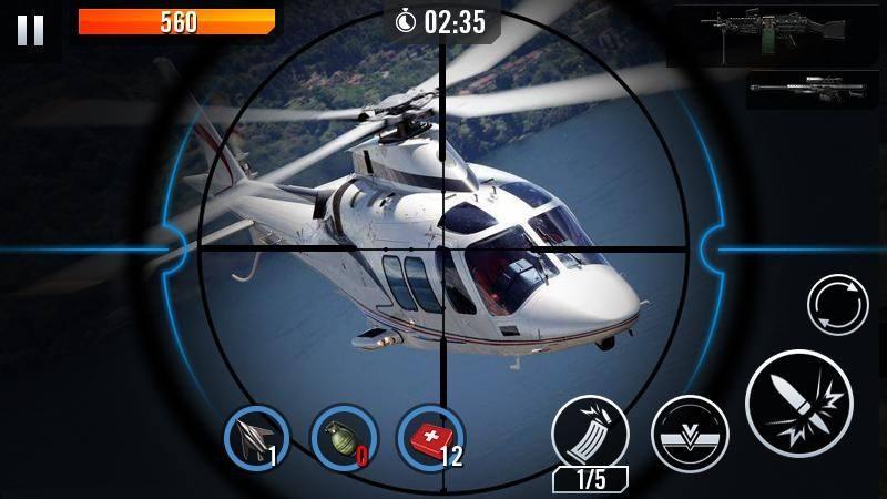 Elite Killer SWAT APK MOD imagen 2
