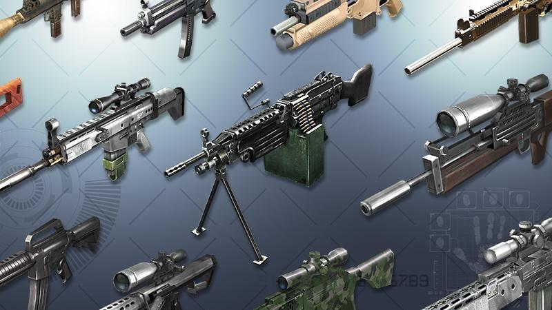 Elite Killer SWAT APK MOD imagen 4