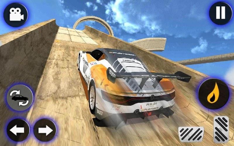 Extreme City GT Racing Stunts APK MOD imagen 2