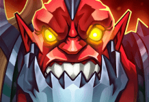 God of Era Heroes War (GoE) APK MOD