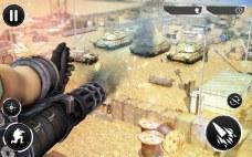 Gunner Battle City APK MOD imagen 3
