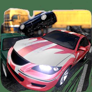Highway Crash Derby APK MOD