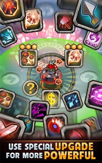 Kingdom Defense Hero Legend TD (Tower Defense) APK MOD imagen 5