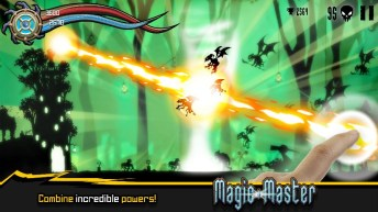 Magic Master Tower Defense APK MOD imagen 1