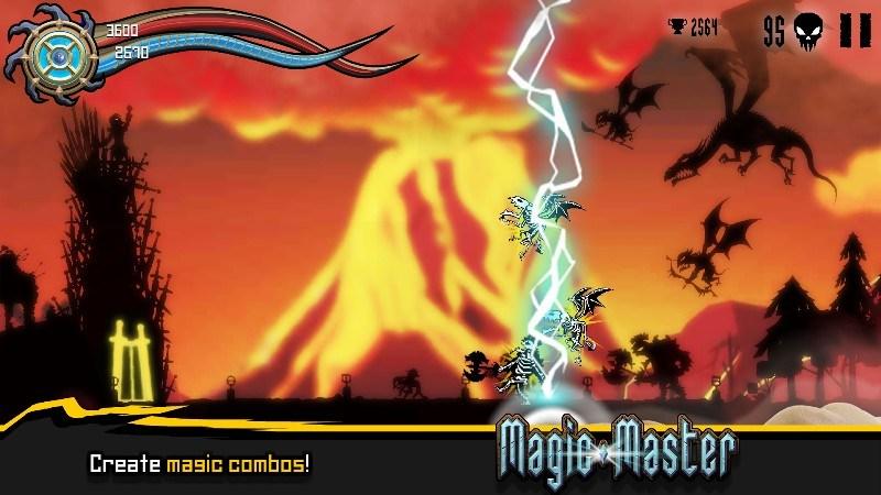 Magic Master Tower Defense APK MOD imagen 3