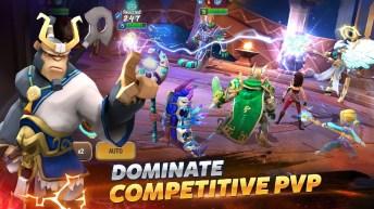 Might & Magic Elemental Guardians APK MOD imagen 4