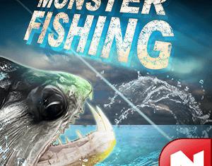 Monster Fishing 2018 APK MOD