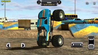 Monster Truck Destruction APK MOD imagen 1