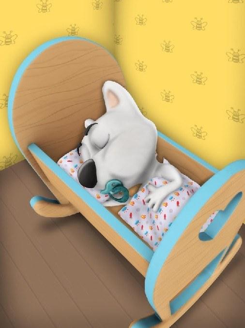My Talking Dog 2 - Virtual Pet APK MOD imagen 1