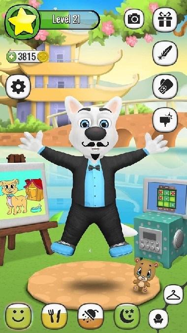 My Talking Dog 2 - Virtual Pet APK MOD imagen 2