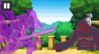 Ninja war 4 APK MOD imagen 4