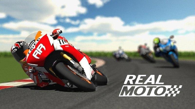 Real Moto APK MOD imagen 1