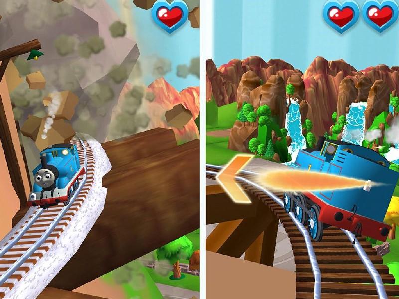 Thomas & Friends Magic Tracks APK MOD imagen 3