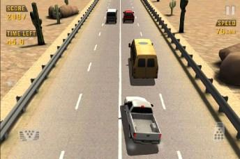 Traffic Racer APK MOD imagen 4