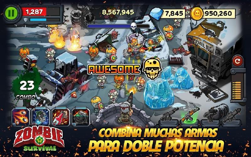 Zombie Survival Game of Dead APK MOD imagen 4