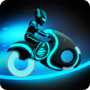Bike Race Game: Traffic Rider Of Neon City APK MOD