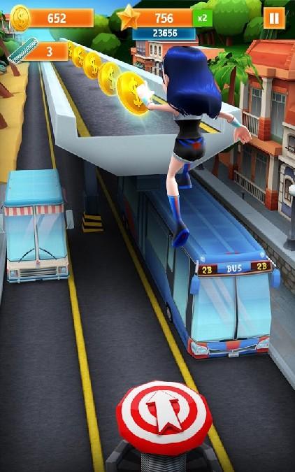 Bus Rush APK MOD imagen 5