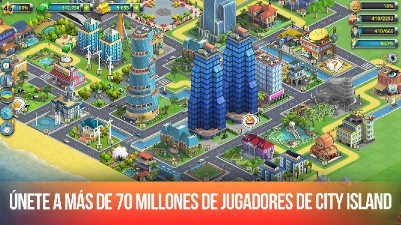 City Island 2 - Building Story APK MOD imagen 3